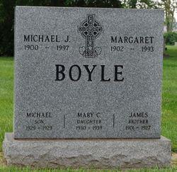 Margaret Boyle
