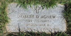 Robert D Agnew