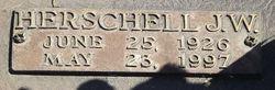 """James Herschell """"J.W."""" Glover"""