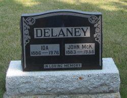 John MacKenzie Delaney