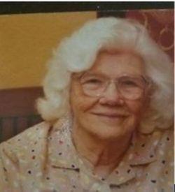 Mildred <I>Goodrum</I> Barnett
