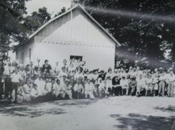 Lane's Chapel Cemetery