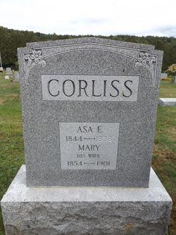 Asa Erwin Corliss