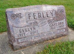 Evelyn Iola <I>Sabin</I> Ferley