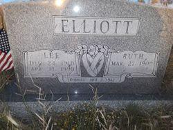 """Marion Lee """"Lee"""" Elliott"""