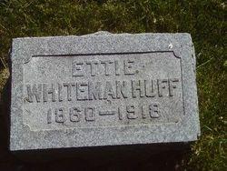 Ettie <I>Havens</I> Whiteman Huff