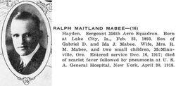 Ralph Maitland Mabee