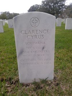 Clarence Cyrus