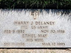 Ethel May Delaney