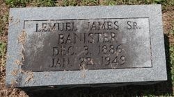 Lemuel James Banister