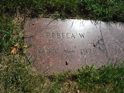 Rebeca <I>Wood</I> Neuman