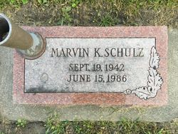 Marvin K Schulz