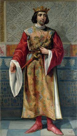 """Enrique IV """"El Impotente"""" of Castille"""