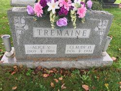 Claude O Tremaine