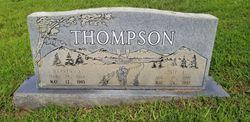 Warren A Thompson