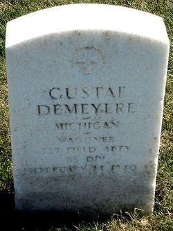 Gustaf Demeyere