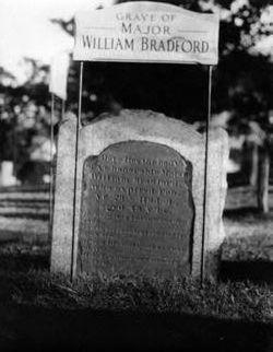 MAJ William Bradford