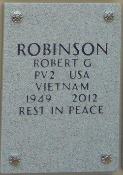 Robert Gerald Robinson