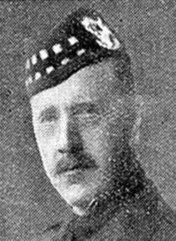 Captain Harry Pynson Bennitt