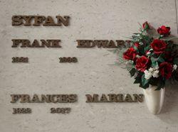 Frances Marian <I>Waller</I> Syfan