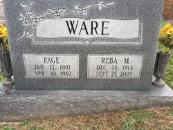 Page Ware