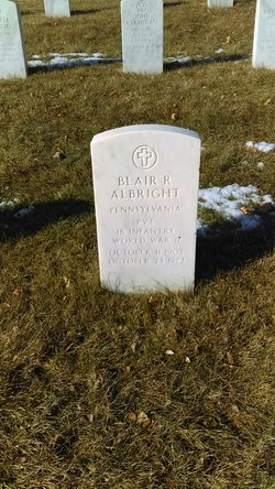 Blair Roy Albright