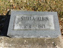 Stella <I>Bennett</I> Albin