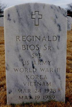 Reginald Bios, Sr