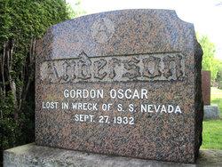 Gordon Oscar Anderson