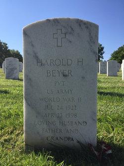 Harold H Beyer
