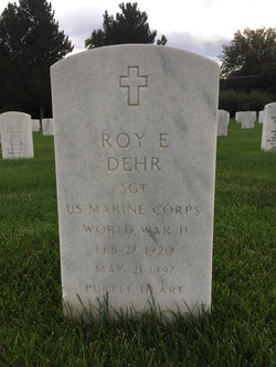 Roy E. Dehr