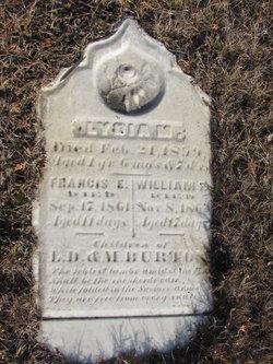 William F Burton