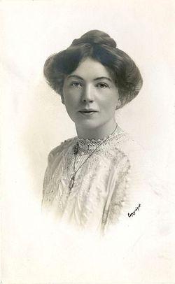 Christabel Harriette Pankhurst