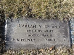Harlan Victor Epland