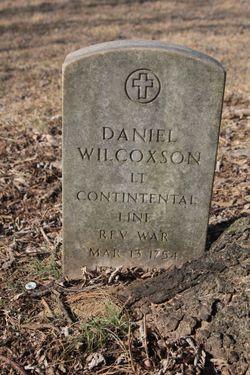 LT Daniel Morgan Wilcoxson