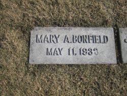 Mary A. Bonfield