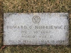 PFC Edward C. Norkiewicz