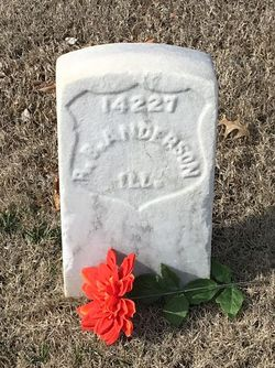 PVT Robert B. Alderson