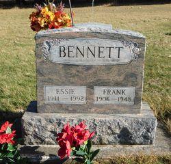 Essie Belle <I>Crowe</I> Bennett