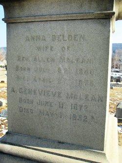 Anna <I>Belden</I> McLean