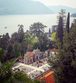 Cemetery of Moltrasio