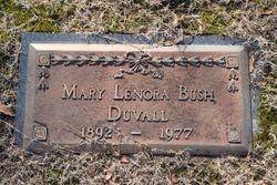 Mary Lenora <I>Roberts</I> Duvall