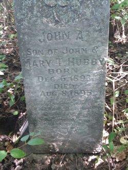 John A. Hubby