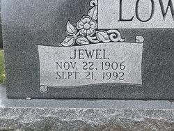 Jewel <I>White</I> Lowry