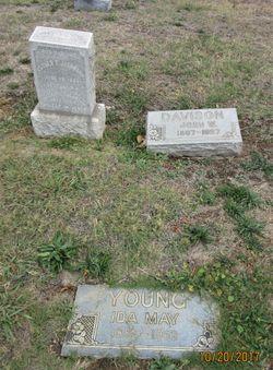 Ida May <I>Douglas</I> Young