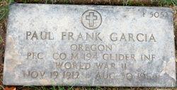 Paul Frank Garcia