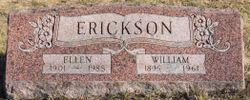 Rev William Erickson