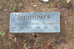 ELizabeth <I>Moreland</I> Hightower