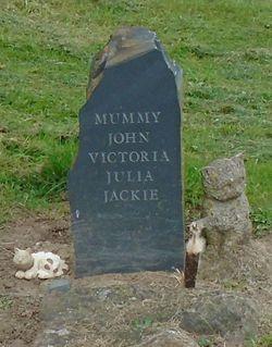 Julia Stanley Lennon 1914 1958 Find A Grave Memorial