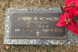 Joseph G. Kowalski